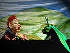 Storie di Toscana, teatro di figura, puppet, marionettes, burattini