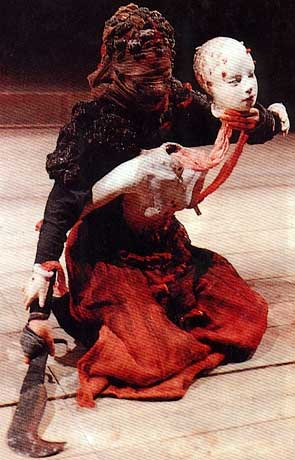 Habanera Teatro, Narrare con le Figure, burattini, marionette, teatro di figura, puppetry, puppet